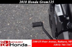 2018 Honda GROM125