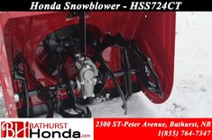 Honda HSS724TC  2016