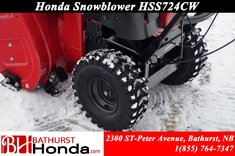 9999 Honda HSS724CW