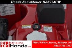 Honda HSS724CW  9999