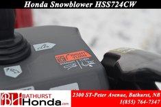 2016 Honda HSS724CW