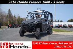 2016 Honda Pioneer 1000 5 seats