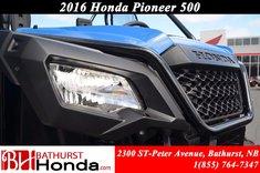 2016 Honda Pioneer500