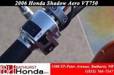 Honda Shadow Aero VT750 2006