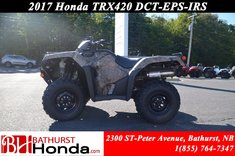 Honda TRX420 RANCHER DCT - IRS - EPS 2017