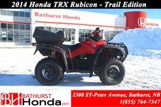 2014 Honda TRX500 Rubicon