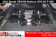 Honda TRX500 Rubicon EPS - IRS - DCT 2016