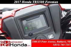 Honda TRX500 Foreman 2017