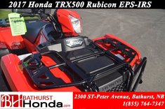 Honda TRX500 Rubicon IRS EPS 2017