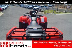 Honda TRX500 Foreman 2019