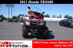 2011 Honda TRX680 Rincon