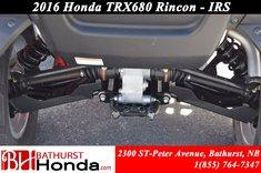 2016 Honda TRX680 Rincon