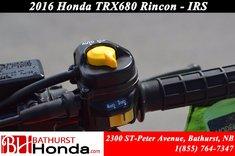 Honda TRX680 Rincon  2016