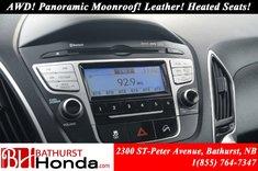2011 Hyundai Tucson Limited - AWD