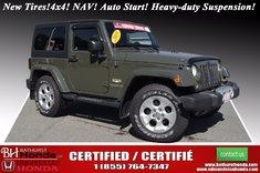 Jeep Wrangler SAHARA 2015