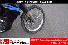 2008 Kawasaki KLR650