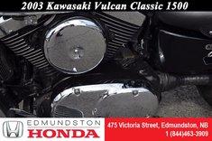 2003 Kawasaki Vulcan1500