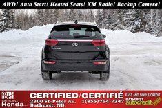 Kia Sportage EX - AWD 2017