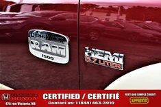 RAM 1500 4WD CREW CAB Longhorn Laramie 2016