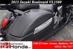 Suzuki Boulevard VL1500 2013