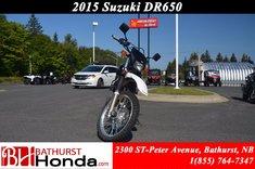 Suzuki DR650  2015
