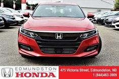 Honda ACCORD SDN SPORT-HS 1.5T Sport 2018