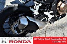 Honda CB500FAG  2016