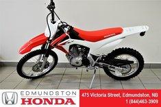 2018 Honda CRF125F Big Wheels