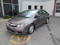 Honda Civic DX-G-Garantie jusqu'a 200.000km 2009