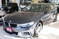 2015 BMW 435i XDrive NAV/8SPEED/M PKG/EXEC PKG/PREM PKG
