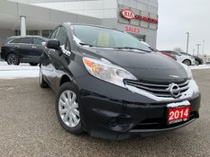 2014 Nissan Versa Note REAR-BACK UP CAMERA