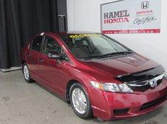 Honda Civic DX-G AUTOMATIQUE 2009