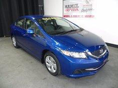 Honda Civic LX AUTOMATIQUE 2013
