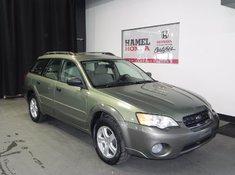 Subaru Outback 4X4 Automatique 2007