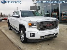 2014 GMC Sierra 1500 Denali,AWD,LEATHER,NAVIGATION,BLUETOOTH,BACK UP CAMERA,SPRAY IN LINER,LOCAL TRADE, GREAT TRUCK!!!