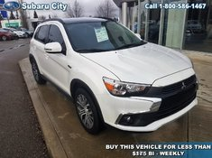 2017 Mitsubishi RVR GT,AWD,LEATHER,SUNROOF,BLUETOOTH,BACK UP CAMERA,AIR,TILT,CRUISE,PW,PL!!!!!!