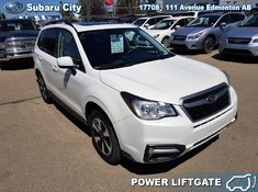2018 Subaru Forester 2.5i Touring CVT,SUNROOF,AWD,HEATED SEATS,DUAL CLIMATE CONTROL, BLIND SPOT MIRRORS,HEATED WIPER BLADES!!!!!