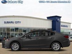 2019 Subaru Impreza 4-dr Touring AT