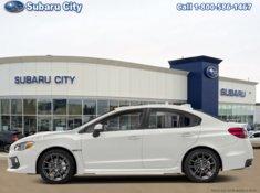 2019 Subaru WRX Sport-tech Manual