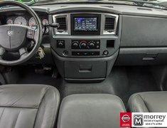2008 Dodge RAM 1500 Quad Cab SLT 4x4 * Leather, Backup Camera, USB!