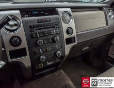 2010 Ford F-150 SuperCrew XLT 4x4 * Tonneau Cover, Moonroof, USB!