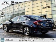 2016 Honda Civic Sedan LX 6-Speed Manual Like New Only 10,033 KM!