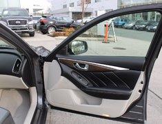 2015 Infiniti Q50 AWD Sport Technology Pkg No Accident Claim!
