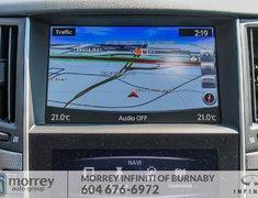 2017 Infiniti Q50 3.0t AWD Driver Assistance Like New