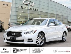 2017 Infiniti Q50 AWD 3.0t - Driver Assistance Package