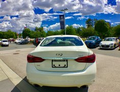 2018 Infiniti Q50 3.0T Luxe AWD Navi BLACK FRIDAY DEMO Special!