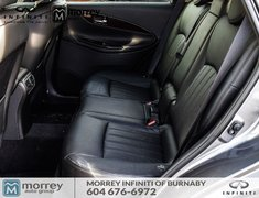 2017 Infiniti QX50 Navigation Package Low KM!