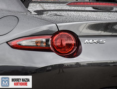 2017 Mazda MX-5 RF GT 6sp Black Leather