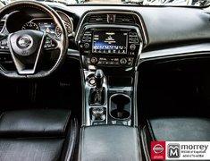 2016 Nissan Maxima SL * Leather, Navi, Backup Camera, Moonroof, USB!