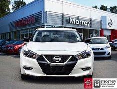 2018 Nissan Maxima SV * Huge Demo Savings!